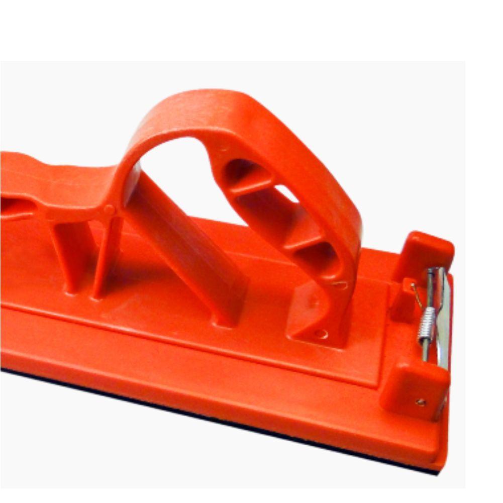 Plaina Taco Profissional P/ Nivelamento e Lixamento 450 X 120mm P/ Funilaria e Pintura
