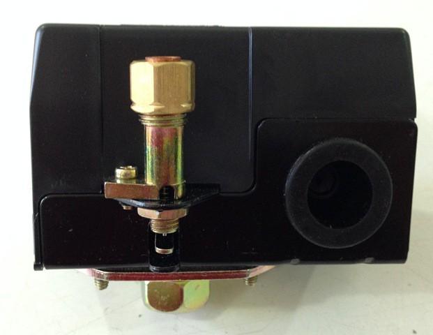 Pressostato Automatico P/ Compressor de Ar C/ 1 Via 80 / 120psi Com Alavanca