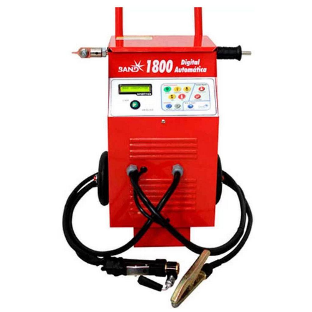 Repuxadeira Digital Profissional Spotter Band 1800 220V