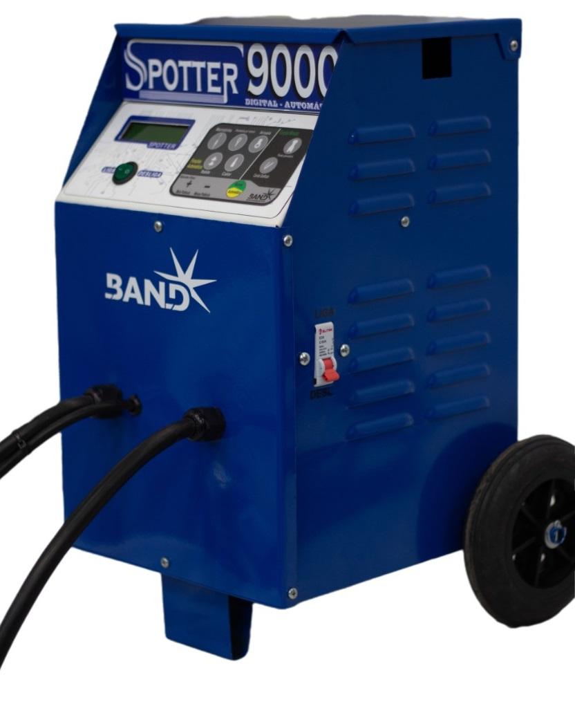Repuxadeira Digital Profissional Spotter Band 9000 220V Ref.: BAND-SPOTTER-9000