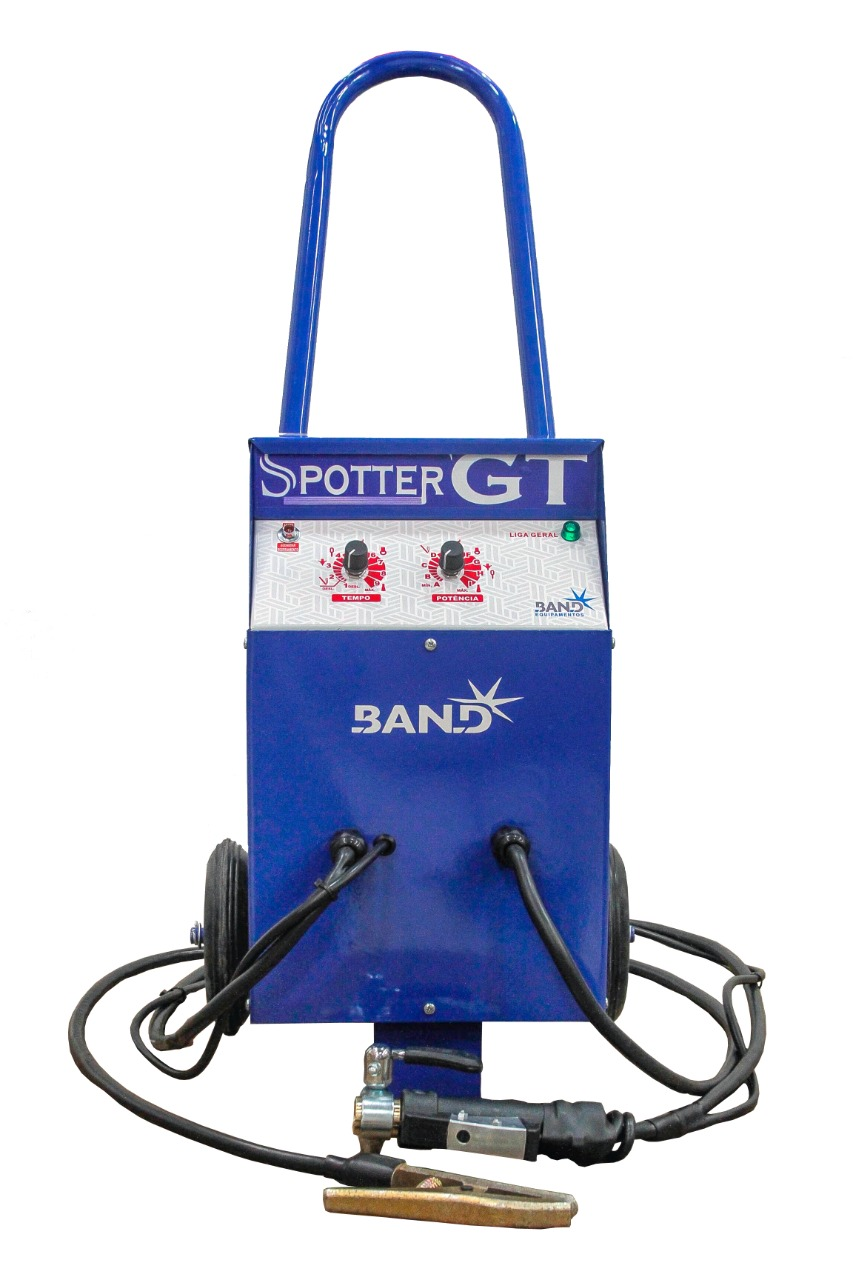 Repuxadeira Profissional Spotter Band Analogica GT 220V Ref.: BAND-SPOTTER-GT