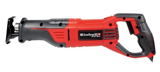 Serra Sabre Eletrica Einhell Profissional TE-AP 750 220v Ref.: EINHELL-4326168