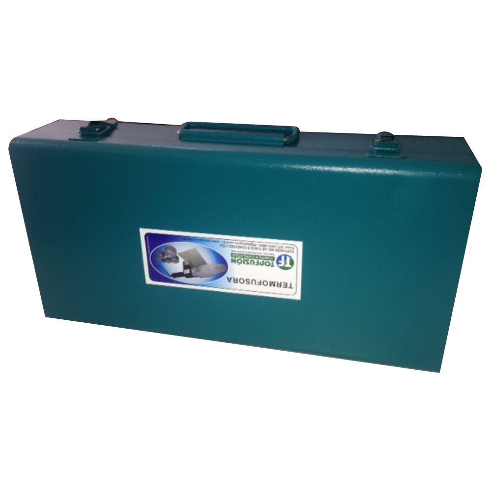 Termofusora Topfusion 800W 220v C/ Bocais 20 a 63mm TRM20633