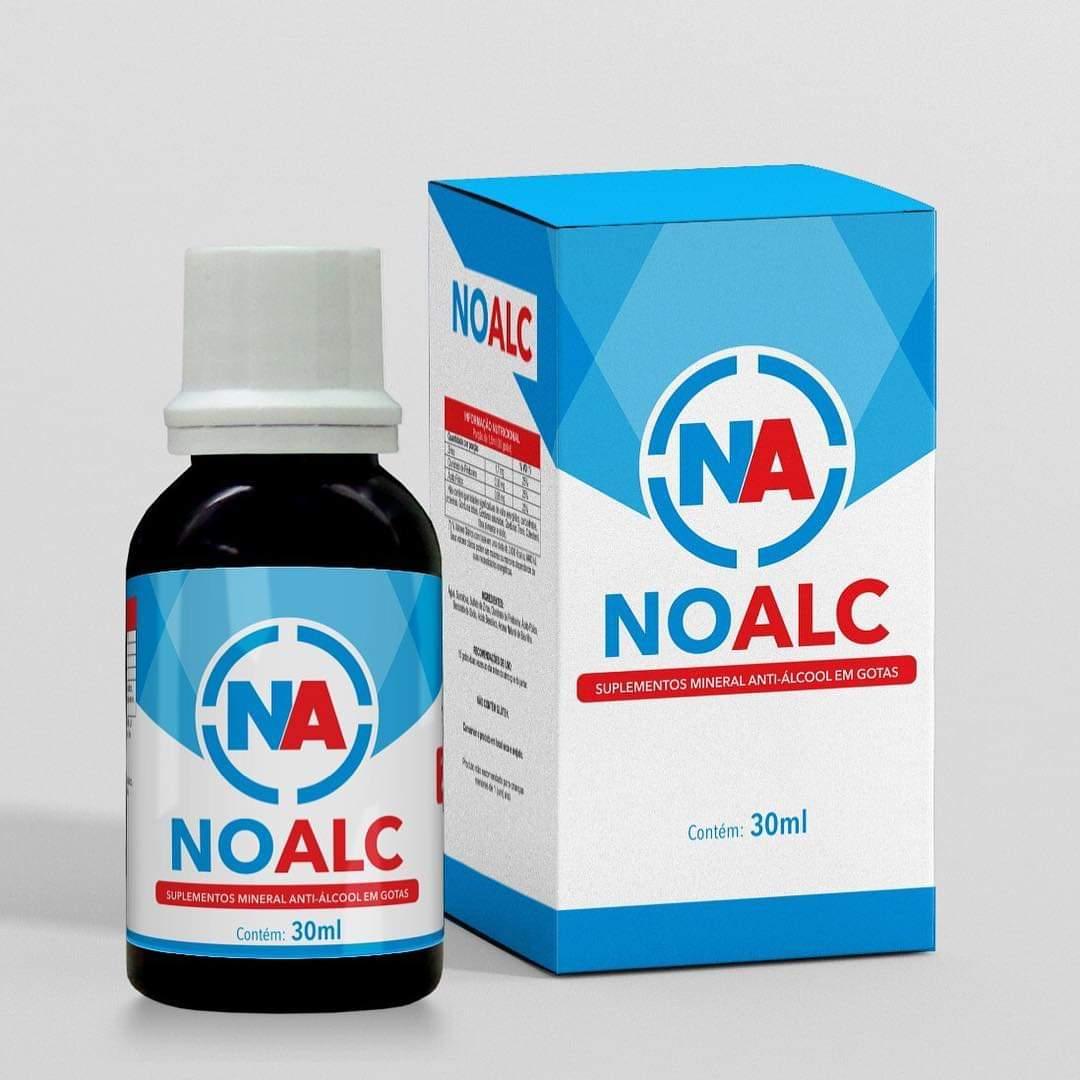 Pague 3 e Leve 6 NoAlc para parar de beber - Anti Alcool-  65% de desconto + Livro Digital para Potencializar o Efeito