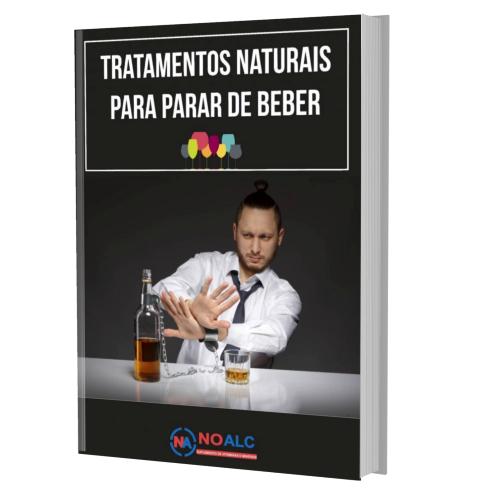 Pague 1 e Leve 2 NoAlc para parar de beber - Anti-Alcoolismo + Livro Digital para Potencializar o Efeito