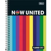 Agenda Planner Espiral Semanal Now United