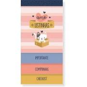 Bloco Listas Cats - Cartões Gigantes