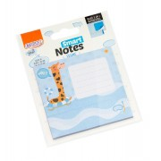 BLOCO SMART NOTES FRAME GIRAFA DESTACÁVEL C/ 30 FLS - BRW