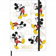 Caderno Sem Pauta Mickey