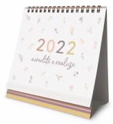 Calendário de Mesa 2022 Cartões Gigantes