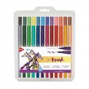 Caneta Sketch Brush Vibes Tris
