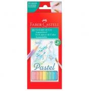 Lápis de Cor Aquarelável Pastel