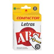 Letras Vazadas ABC Completo - Compactor 75mm
