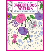 Livro de Colorir Jardim Dos Sonhos
