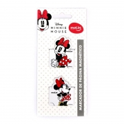 Marcador de Página Magnético Minnie Mouse