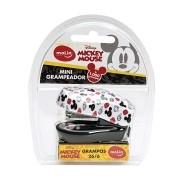 Mini Grampeador Mickey Mouse + 1000 Grampos