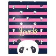 Pasta Catálogo C/ 10 Envelopes Panda Lovers