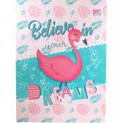 Pasta Catálogo C/ 10 Envelopes Trendy Flamingo