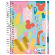 Planner Espiral Mickey Arts