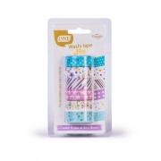 Washi Tape Stars C/ 6 Unidades Lyke