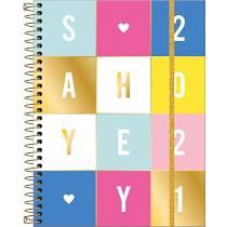Agenda Planner Espiral Semanal Be Nice 2021 - Tilibra