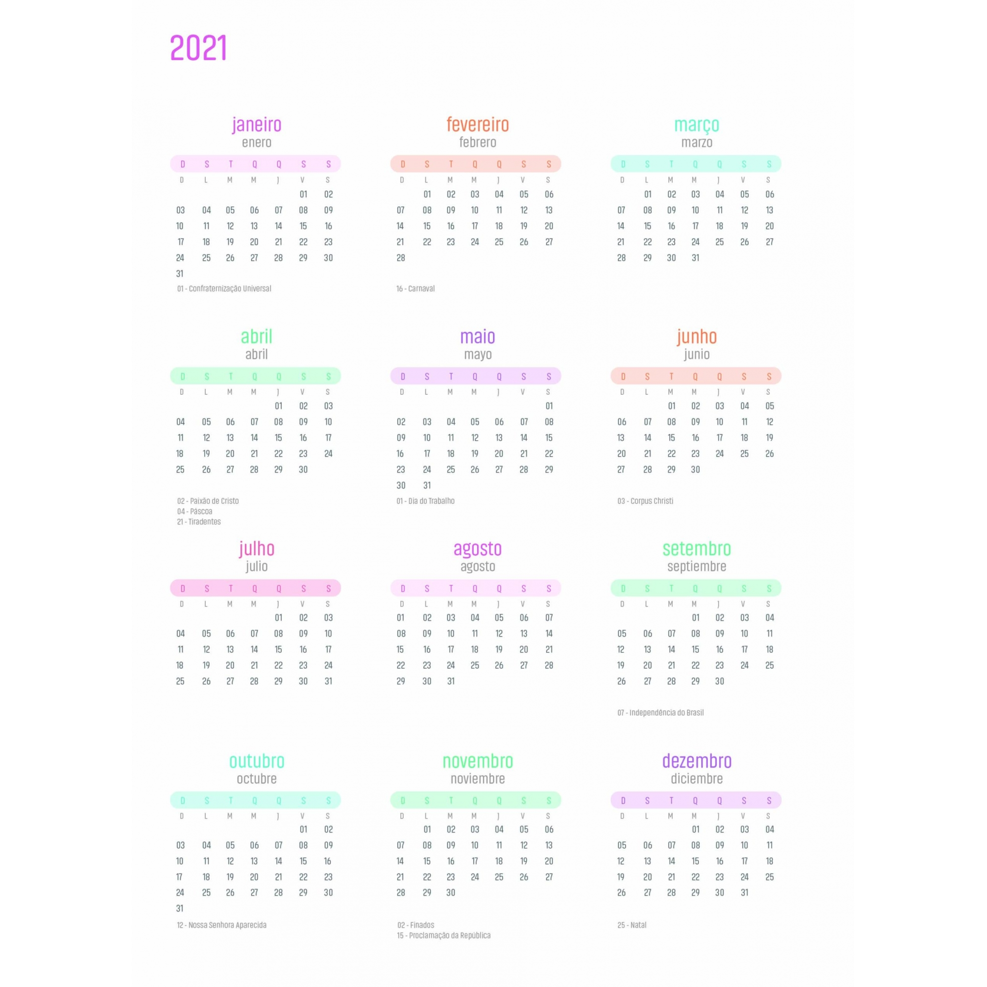 Agenda Planner Wishi
