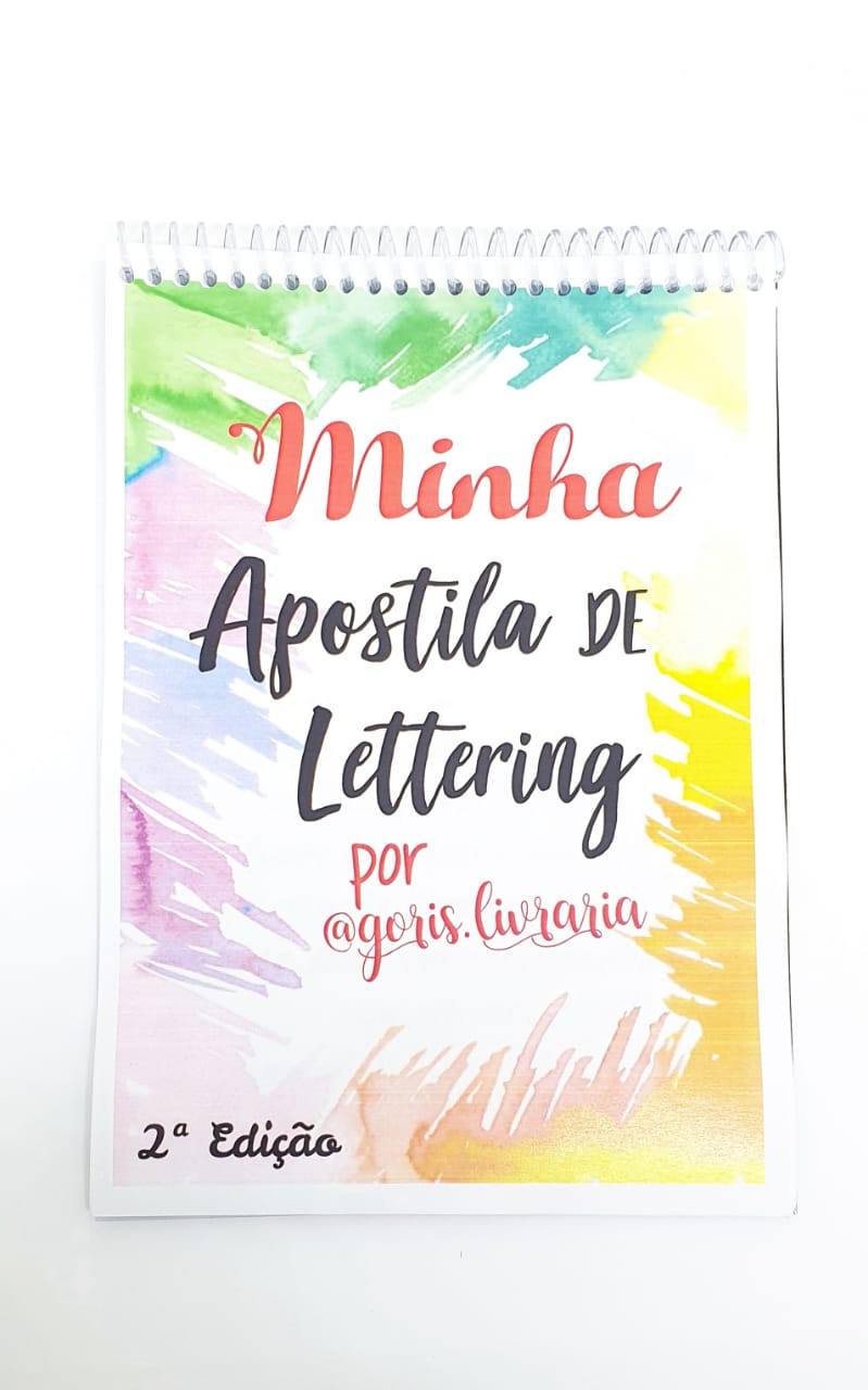 Apostila de Lettering A5