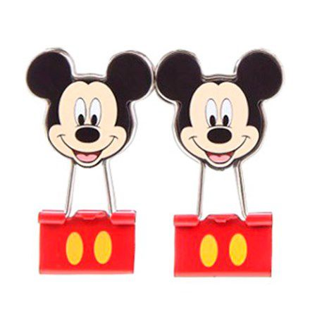 Binder Clips MICKEY MOUSE 25 MM