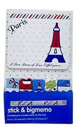 BLOCO ADESIVO PARIS