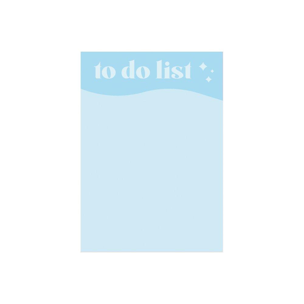 Bloco Destacável To Do List C/ 30 Folhas