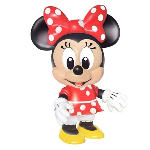 Boneco Vinil Minnie Baby