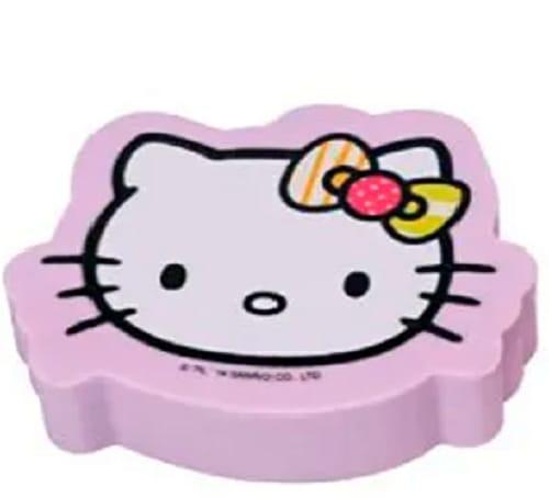 Borrachas Fofas Hello Kitty Molin