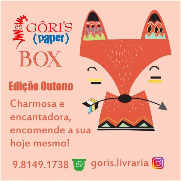 Box Mensal Edição Outono