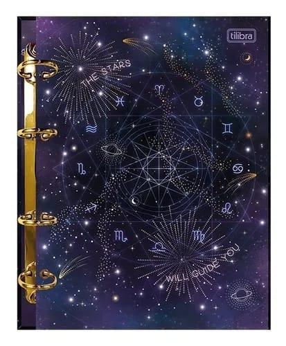 Caderno Colegial Argolado Magic Tilibra