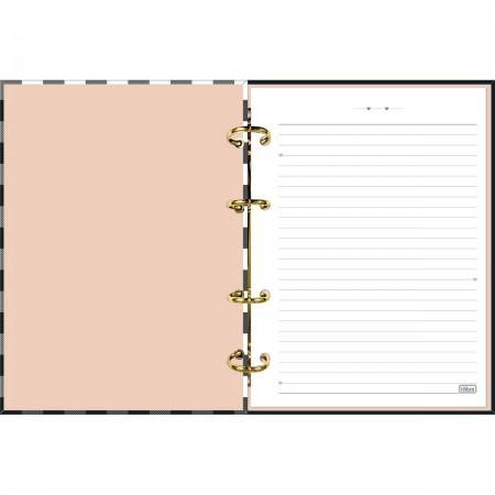 Caderno Colegial Argolado / Fichário West Village - Tilibra