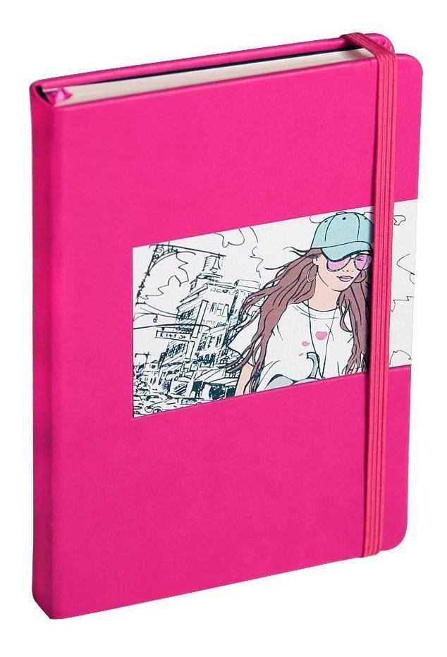 Caderno De Anotação SKETCHINE - 11cm x 17cm