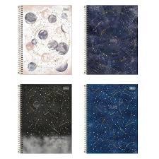 Caderno Universitário Magic 1 Matéria C/ 80 folhas