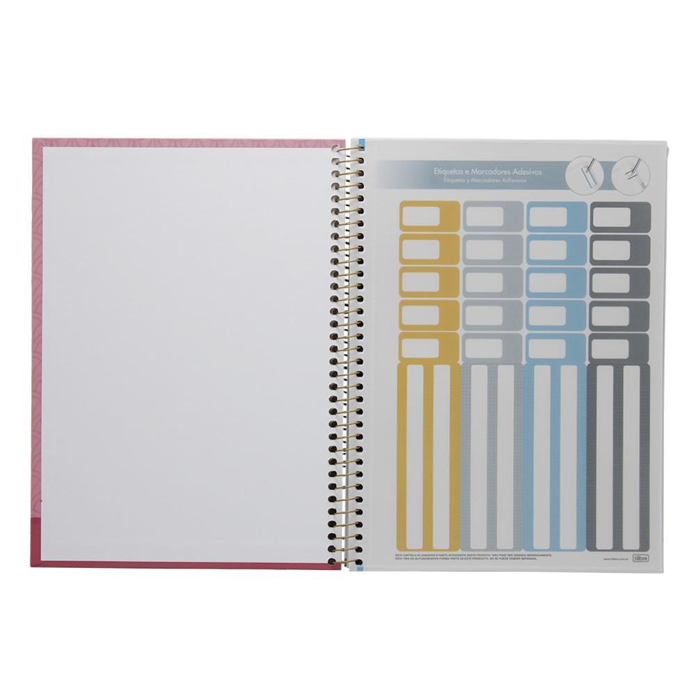 Caderno Executivo Universitário Organizer