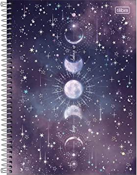 Caderno Magic Espiral 80 folhas