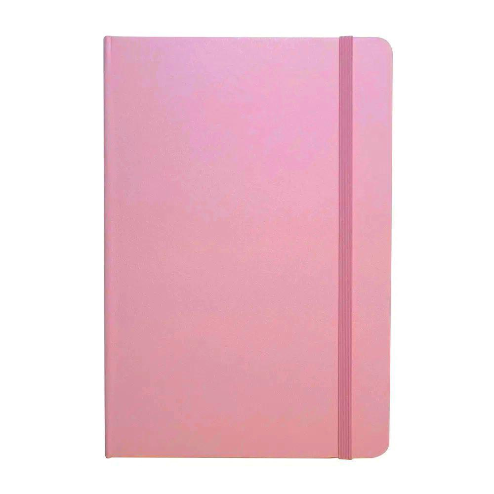 Caderno Quadriculado 14x21cm Bee Unique