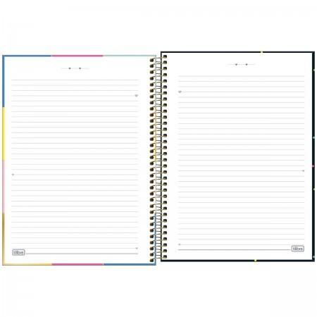 Caderno Universitário Be Nice 10 Matérias C/ 160 fls