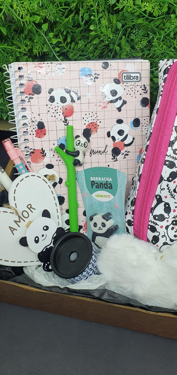 CAIXA PANDA LOVERS