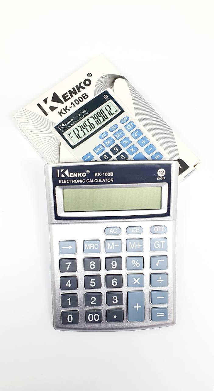 Calculadora De Mesa Kenko KK - 100B