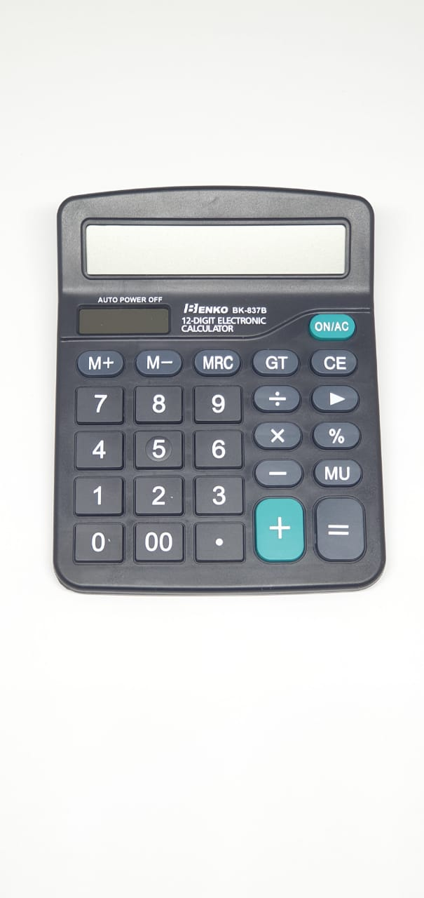Calculadora Eletrônica BK -837B - BENKO