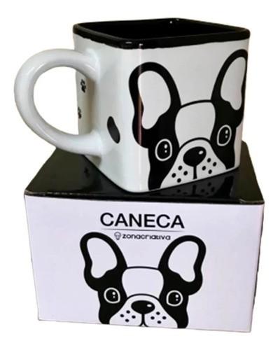 CANECA BULL DOG - ZONA CRIATIVA