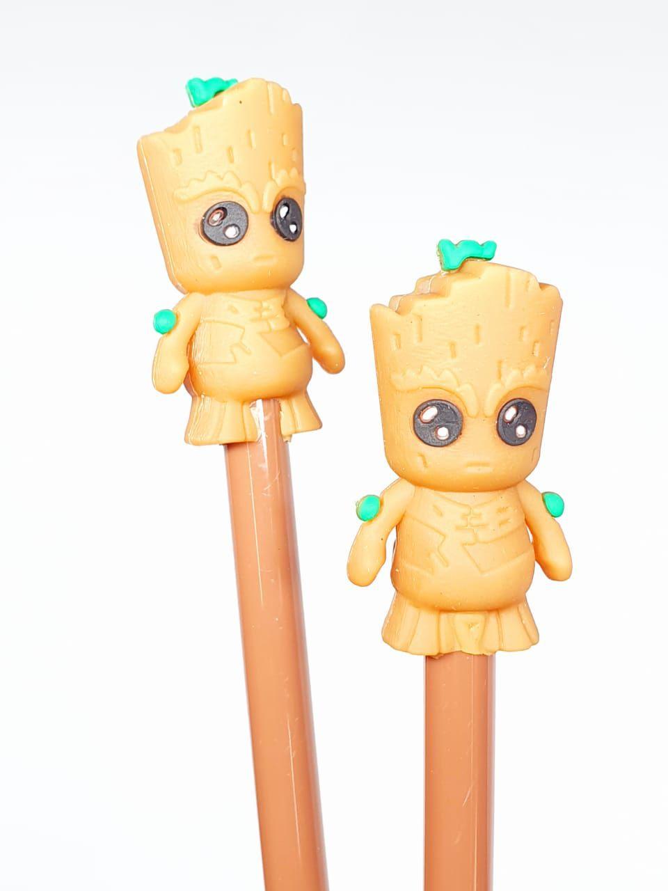 Caneta Divertida Groot  - Poop Store