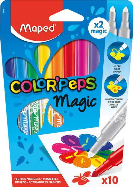 Canetinha hidrográfica Magic Color`Peps