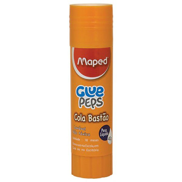 Cola Bastão Glue Peps 40g - MAPED