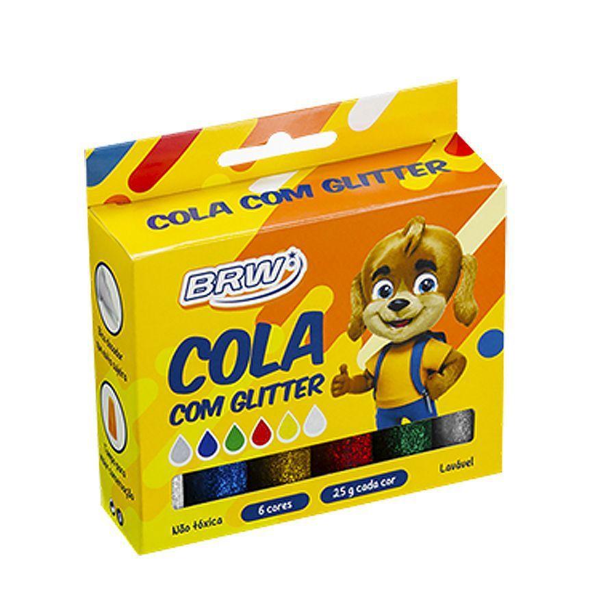 Cola Com Glitter BRW