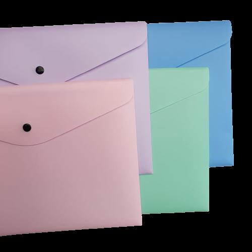 Envelope Com Botão A4 Serena Dello